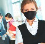 дамска маска за многократна употреба
