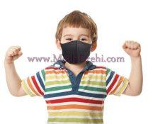детски маска за многократна употреба