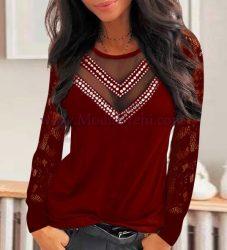 блуза Паси